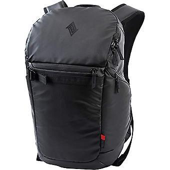 Nitro Nikuro Daypack - School backpack, with waterproof zipper, laptop compartment, 26 l, color: Black