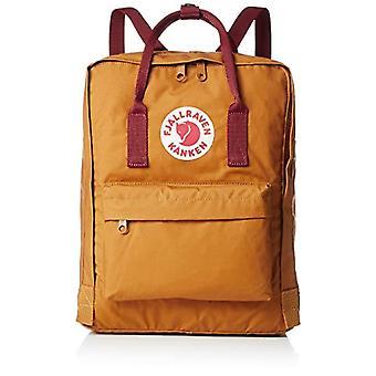 Fjallraven 23510 K nken Unisex Sports Backpack - Adult Acorn-Ox Red One Size