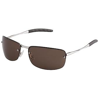 Burgmeister - Sunglasses SBM124-112 Rectangular, Men's, Silver