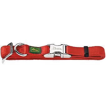 VARIO BASIC ALU-STRONG Halsung, Hundehalsband, Nylon, Aluminium Steckverschluss