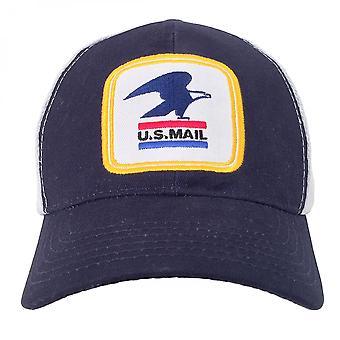 U.S. Mail Logo Adjustable Trucker Hat