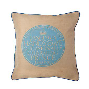 Dashingly Prince Plaque Print Inc Fill By Heaven Sends