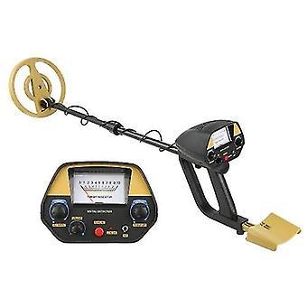 Handheld Metal Detector High Sensitivity Accuracy Metal Detecting Tool Jewelry Treasure Underground