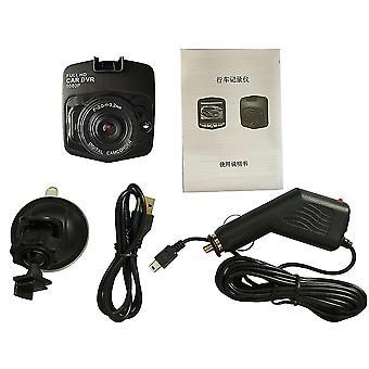 "2.4"" Lcd Car Camera Dvr 720p Vehicle Video Recorder Dash Cam Driving Recorder"