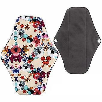 Hygiene Bamboo Inner Washable Reusable Menstrual Cloth Sanitary Pads Panty