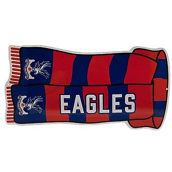 Crystal Palace FC Official Show Your Colours Sign