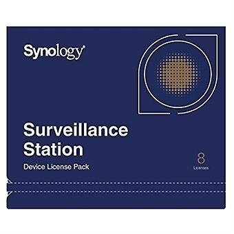 Licencia synologického zariadenia sieťového úložiska (X 8)