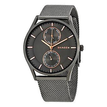 Skagen Holst Multi-Function Grey Dial Unisex Watch SKW6180