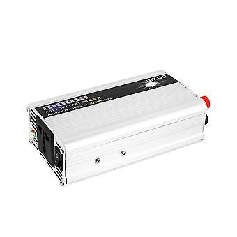 Dc 12v To Ac 110v Portable Car Power Inverter Charger Converter 1500w Watt