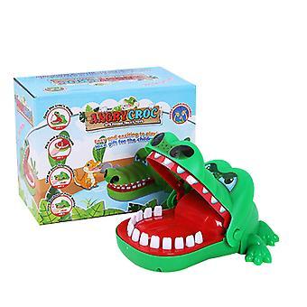 التمساح العض الاصبع طبيب الأسنان ألعاب مضحك اللعب