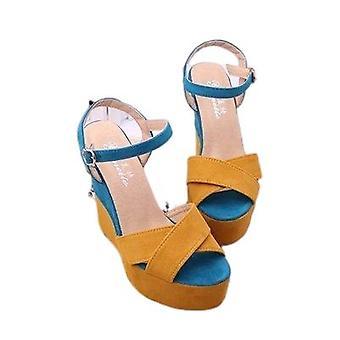 Kiilakorko ja sandaali Uusi liukumaton Monipuolinen Litteät kengät Naisille