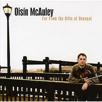 OISIN McAuley - Far From the Hills van Donegal [CD] USA import