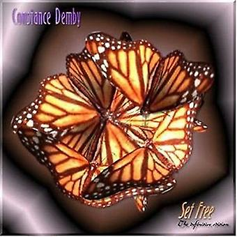 Constance Demby - Set Free [CD] USA import