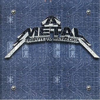 Metal tributo ao Metallica - Metal Tribute para importação EUA Metallica [CD]