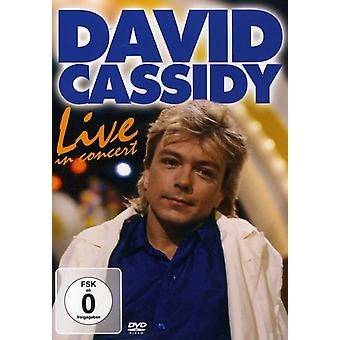 David Cassidy - Live in Concert [DVD] USA import
