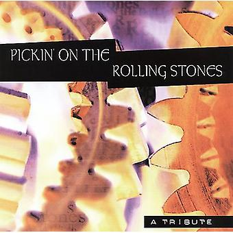 Pickin' on the Rolling Stones - Pickin' on the Rolling Stones [CD] USA import