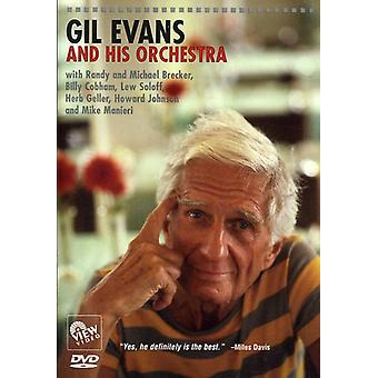 Gil Evans & His Orchestra [DVD] USA import