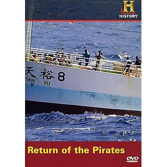 Retorno da importação EUA piratas [DVD]