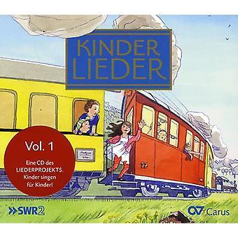 Kinderlieder (Children's Songs) - Kinderlieder, Vol. 1 [CD] USA import