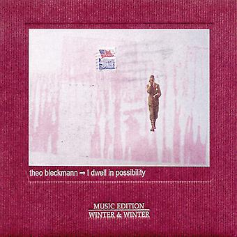 Theo Bleckmann - I Dwell in Possibility [CD] USA import