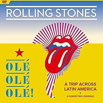 Rolling Stones-OLE OLE OLE un voyage à travers l'Amérique latine [DVD] Import USA