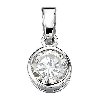 925 Silver Zirconium for Necklace
