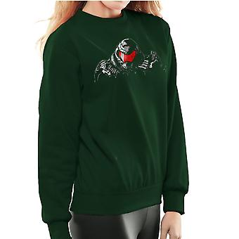 Frag Master Halo Master Chief Women's Sweatshirt