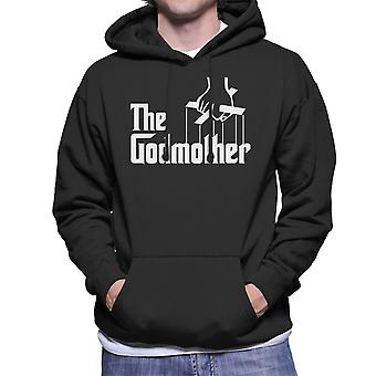 The Godfather The Godmother Men's Hooded Sweatshirt