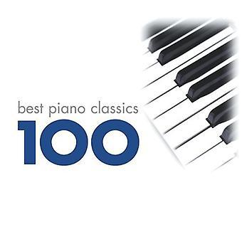Piano Classics - 100 Best Piano Classics [CD] USA import