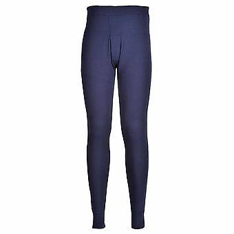 sUw Herren sUw Arbeitskleidung - Herren Thermal Base Layer Unterwäsche Leggings Lange John Hose