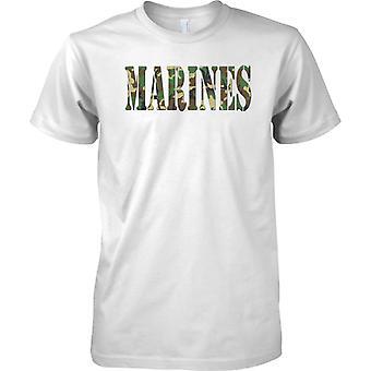 Marines - USMC - Royal Marines - Dutch - Elite Naval Forces - Mens T Shirt