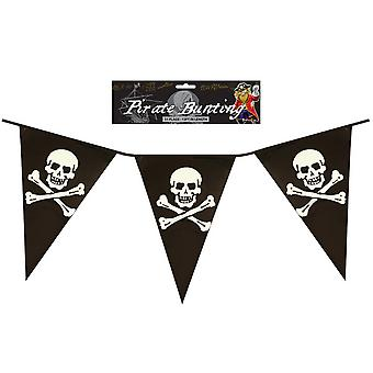 Henbrandt 12 Foot Pirate Bunting