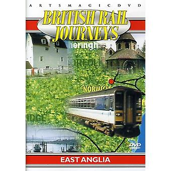British Rail Journeys: East Anglia [DVD] USA import