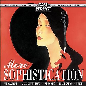More Sophistication: Style & Songs From the 1930s [Audio CD]