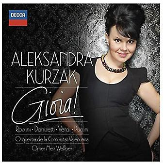 Aleksandra Kurzak - Gioia! [CD] USA import