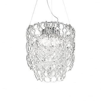 Ideell Lux Alba Designer 7 pære trommesett taket anheng lys