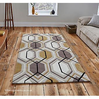 Aimo Beige geel tapijt