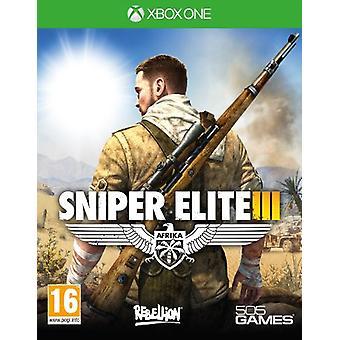 Sniper Elite 3 (Xbox One) - New