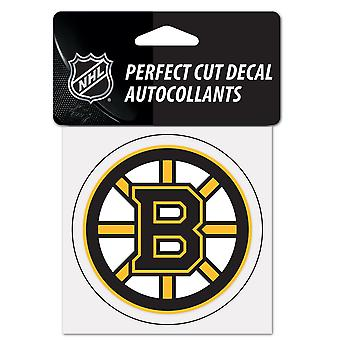Wincraft etiqueta 10x10cm - NHL Boston Bruins