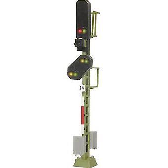 Viessmann 4414A N Light Incl. advance signal Block signal Assembly kit DB