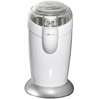 Clatronic KSW 3306 283023 Bean grinder White Stainless steel cleaver
