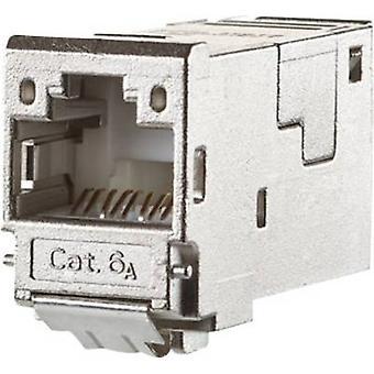 ميتز كونكت 130910-I RJ45 وحدة E-DAT CAT 6A