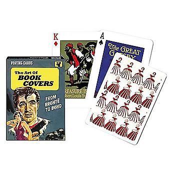 Art des Buches decken Spielkarten + Joker