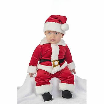 Weihnachtsmann Baby Kostüm Santa Klaus Kostüm