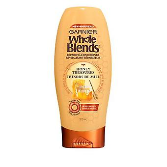 Garnier Whole Blends Repairing Conditioner, Honey Treasures, 370ml