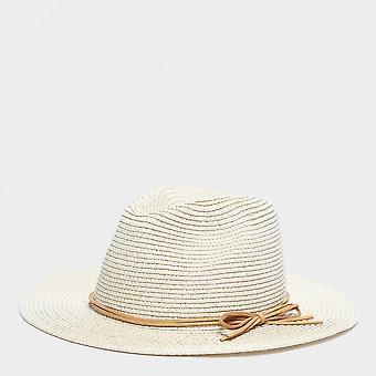 Nieuwe Peter Storm vrouwen reizen zomer Panama hoed beige