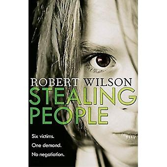 Robo de personas por Robert Wilson - libro 9781409148203