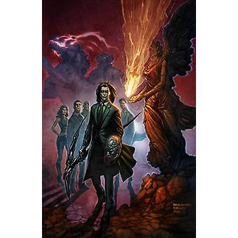 Darkness Accursed - Volume 5 by Sheldon Mitchell - Matt Timson - Roman