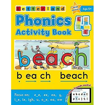 Phonics Activity Book 4 by Lisa Holt - Lyn Wendon - 9781782480969 Book