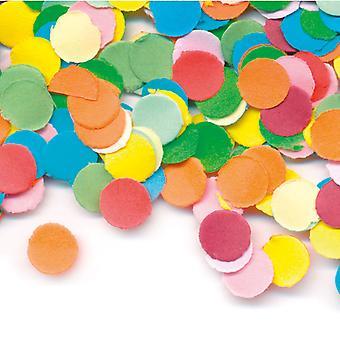 Konfetti flerfarvet 100 gr